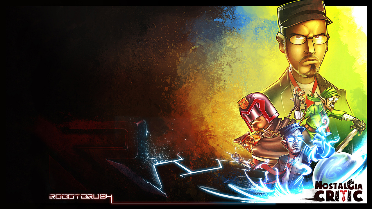 Nostalgia Critic Reloaded wallpaper