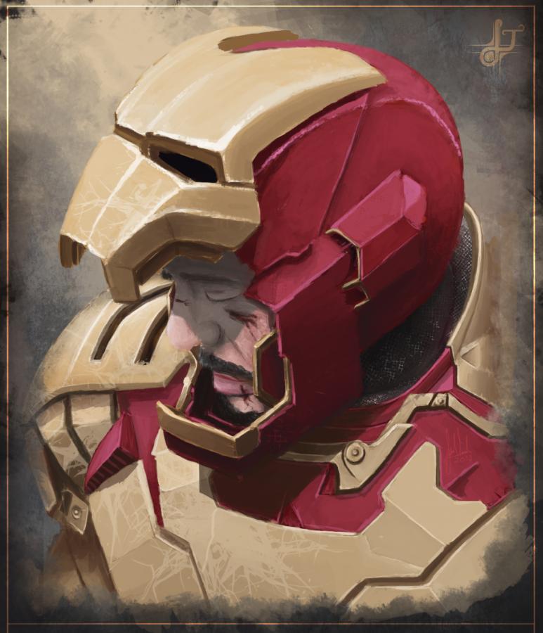 ironman colorstudy