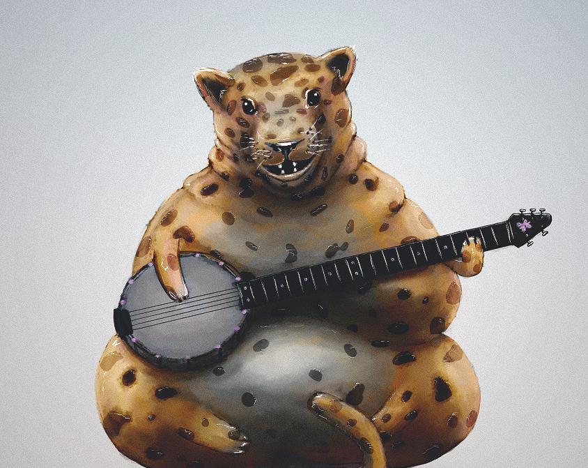 Fat Cheetah