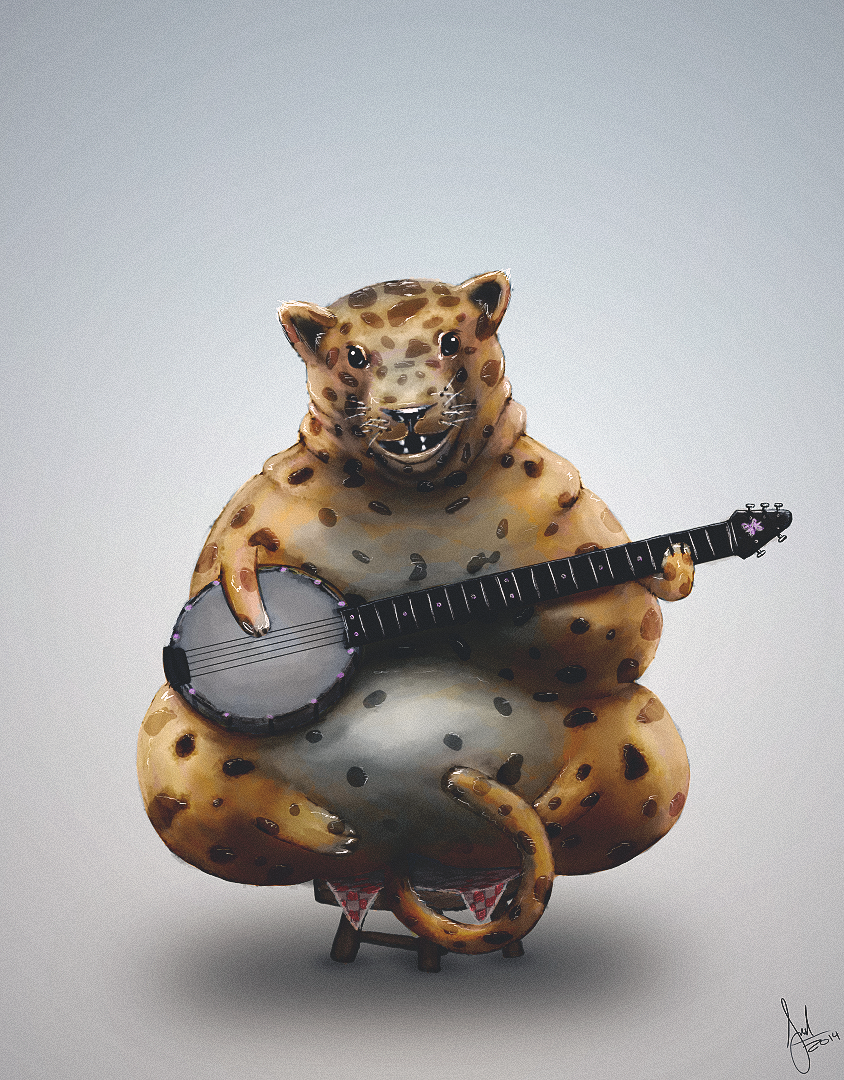 Fat Cheetah